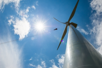 SCALING NEW HEIGHTS WITH WIND ENERGY