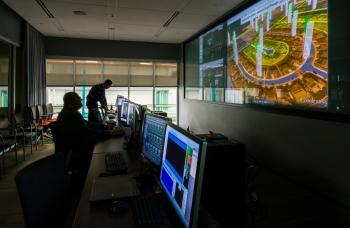 ESIF Control room