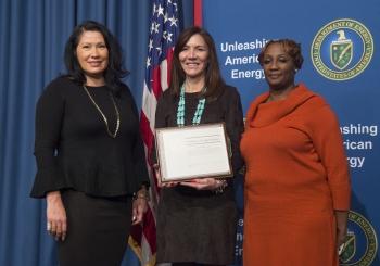 DOE Celebrates 2018 Native American Heritage Month - November 29, 2018