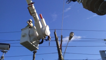 WAPA and Energy Department workers help bring power back to USVI
