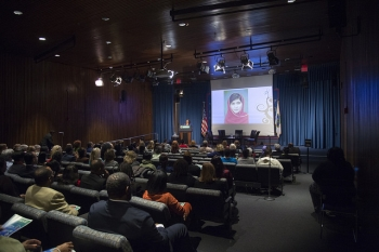 Women's History Month Special Observance program, March 8, 2018