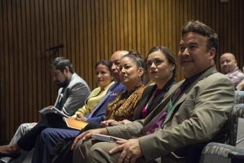 Hispanic Heritage Month Special Observance program, October 4 2018