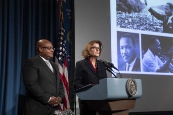 DOE Celebrates Martin Luther King, Jr. - January 23, 2019
