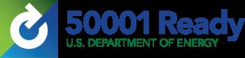 50001 ready logo mark