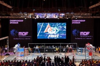 2013 FIRST Robotics World Championships