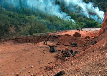 Modeling detonations to transport explosives safely