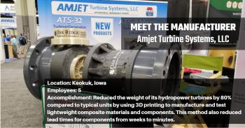 Manufacturer: Amjet