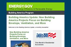 Building America Updates