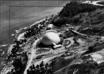 Boiling Nuclear Superheater (BONUS), Puerto Rico, Decommissioned Reactor Site.