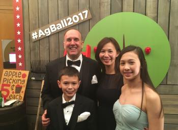 Bob and his family