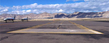 Calibration facilities are located at the DOE Site and Grand Junction Regional Airport in Grand Junction, Colorado.