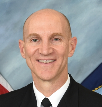 Adm. James Caldwell, Deputy Administrator for NNSA's Office of Naval Reactors