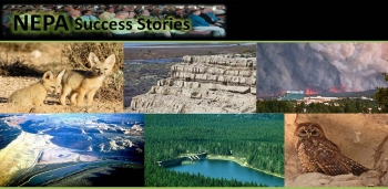 DOE NEPA Success Stories
