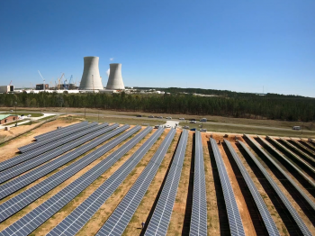 Vogtle produces clean and reliable energy
