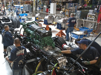 Volvo Trucks Manufacturing Plant in Virginia | Department of Energy