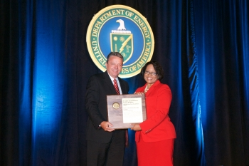 16th Annual U.S. Department OF Energy Small Business Forum & Expo - Award Winners