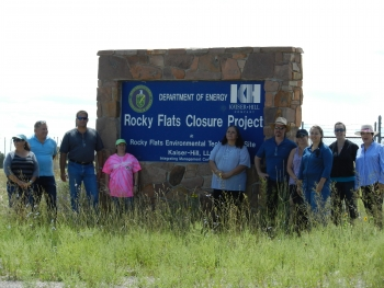 Rocky Flats Site Closure Tour