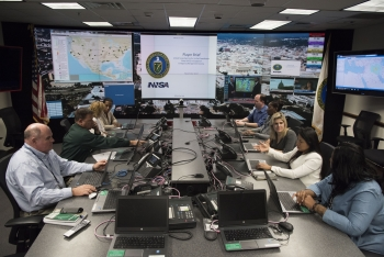 The heart of NNSA/DOE emergency operations