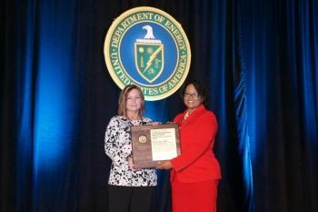 The OSDBU Director's Excellence Award