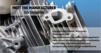 Manufacturer: Eck Industries