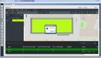 FloorspaceJS is a new, open-source, web-based 2D floor-plan editor.