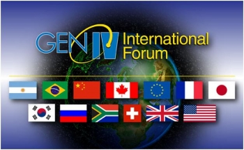 Gen IV International Forum logo.
