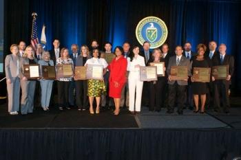 FY2016 Award Winners