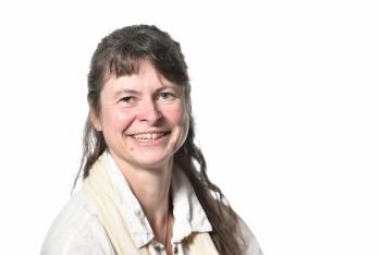 Genevra Harker-Klimes, Division Director for the Coastal Sciences Division of PNNL's Marine Sciences Laboratory