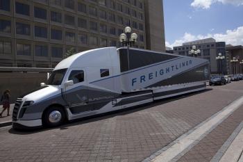 Sustainable Trucking