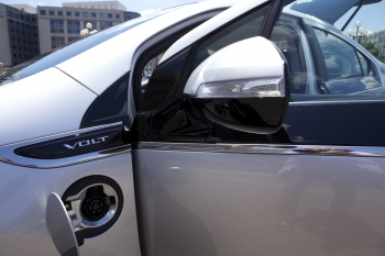 Charging Forward with Electric Vehicles
