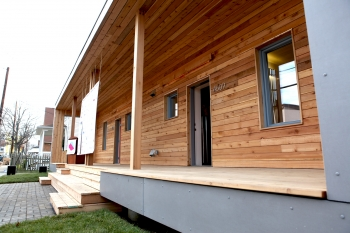 A New Energy-Efficient Home in the D.C. Community