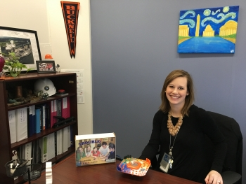 Jennifer Hoynack, Mechanical Engineer at the US Department of Energy