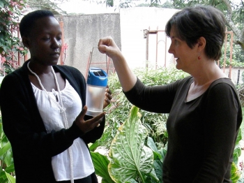 Katherine Lucey, Solar Sister, Rhode Island/Uganda/Tanzania/Nigeria