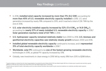 Key Findings (continued) - p. 4