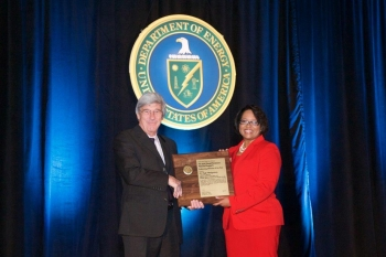 U.S. Department of Energy Laboratory Director of the Year