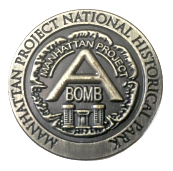 Manhattan Project National Historical Park, A-BOMB icon