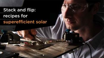 Stack and Flip: Recipes for Super Efficient Solar