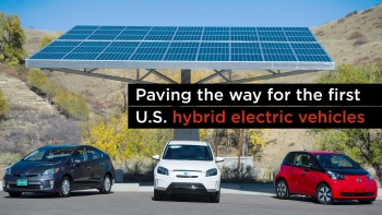 Paving the Way for the First U.S. Hybrid Electric Vehicles