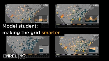 Model Student: Making the Grid Smarter