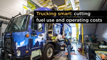 Trucking Smart: Cutting Fuel Use and Operating Costs