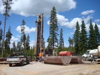 AltaRock Energy's Newberry Volcano EGS Demonstration project.