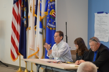 NNSA and partners discuss the benefits and challenges of securing radiological materials.