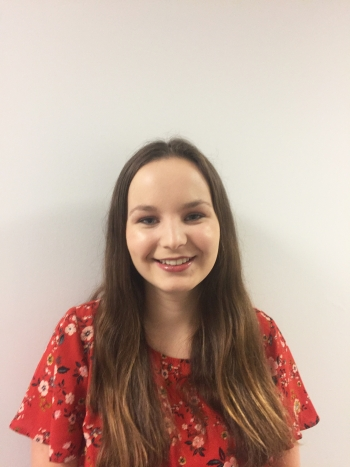 Olivia Fleenor of Hardin Valley Academy joined ORSSAB as a student representative