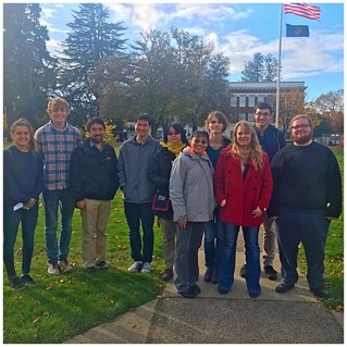 Students from Oregon State University visit National Energy Technology Lab (NETL)