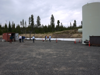 Candidate Site at Bend, Oregon