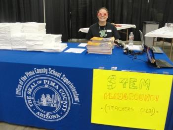 AZ's PIMA County using Energy Literacy to Train Educators.