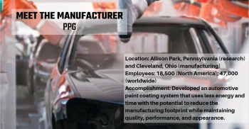 Manufacturer: PPG Industries, Inc.
