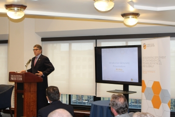 Secretary Perry Speaking at the World Coal Association Conference