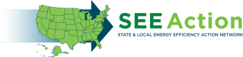 The SEE Action logo.