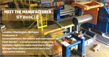 Manufacturer: SFP Works, LLC